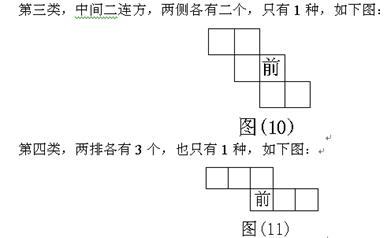 正方体的11种展开图 -VCM主题资源